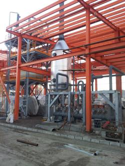 Thermal fluid heater, 12 MMBtu/hr
