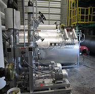 Intec Thermal Energy Thermal Fluid heater, glycol heater, hot oil heater, hot oil boiler, electric thermal oil heater