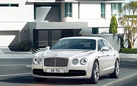 Bentley Flying Spur wedding car hire London