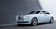 Rolls Royce Ghost wedding car hire London
