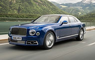 Bentley Mulsanne wedding car hire London