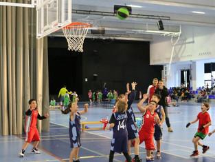 Infantiles contra Tarifa y segunda jornada de la liga educabasket