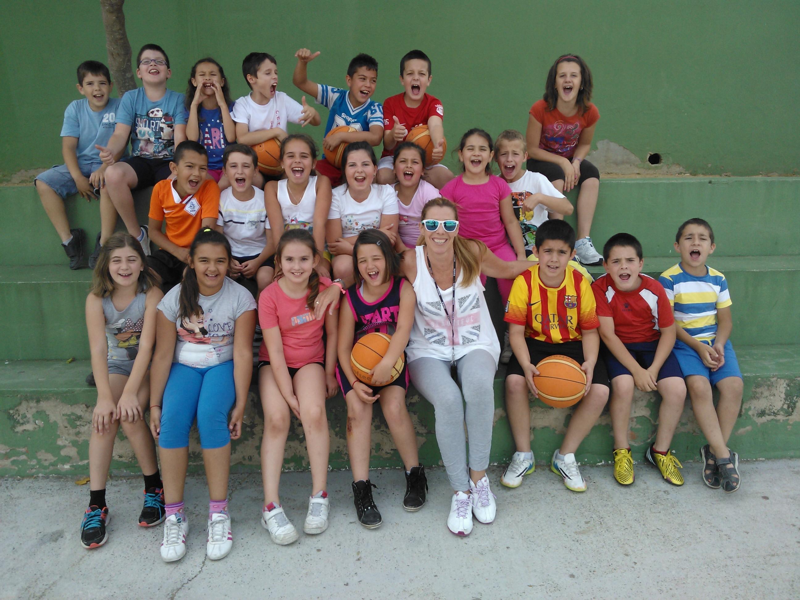 Operación 1 día de Baloncesto 14/15