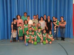 Cantera y padres 2013/14