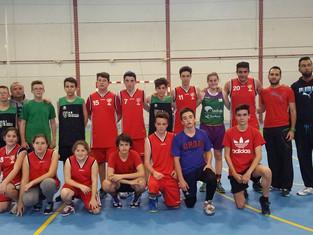 Segunda jornada liga comarcal