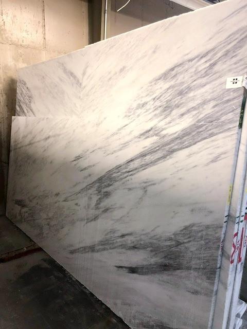 3cm White Storm