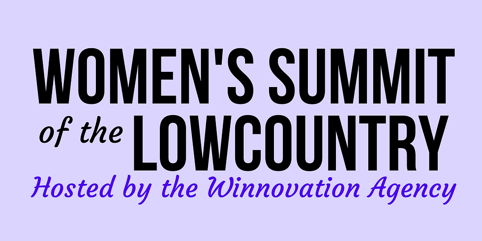 2021 Women's Summit of the Lowcountry