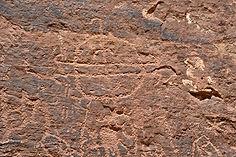 utah archaeology, petroglyphs, rock carvings - Ancestral Puebloan