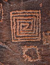 prehistoric rock art from arizona