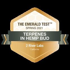 ESC-Badge_Terpenes-HempBud-2River.png