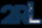 2 River Labs blue logo