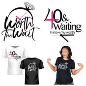 40 & Waiting