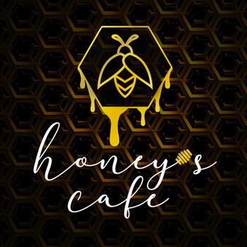 Honey's Cafe Logo