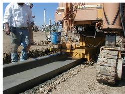 Curb Construction