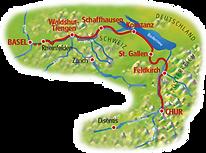 EB K Chur - Basel - Rhein-Radweg I 18.pn