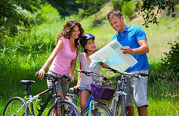 bigstock_Family_on_a_bicycle_ride_169901