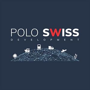 Logos Polo Swiss Development - Fundo Esc