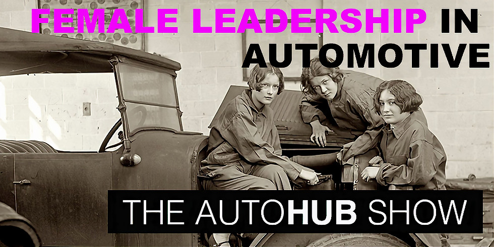 Female Leadership In Automotive
