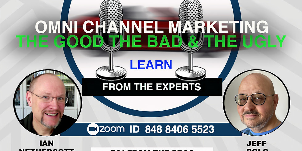 """The Omni Channel Marketing Show """"The Good, The Bad and The Ugly"""""""