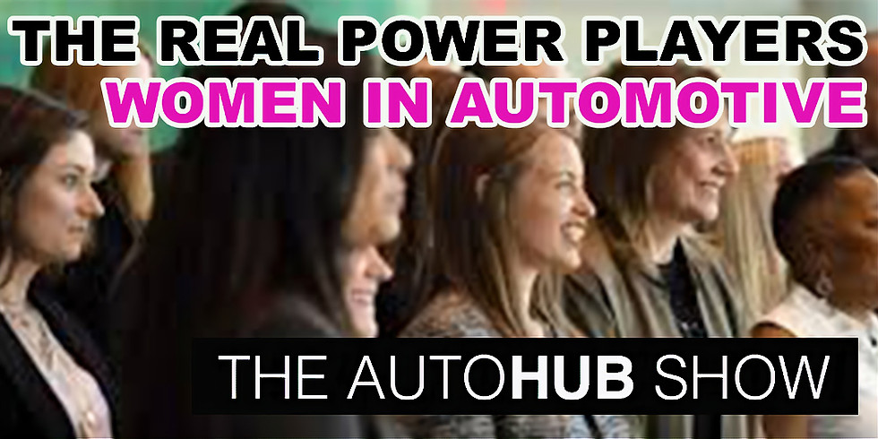 The Real Power Players Women In Automotive
