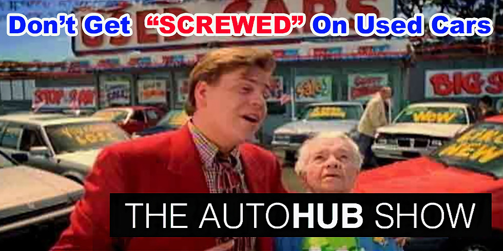 """How to Avoid Getting """"Screwed"""" on Used Cars"""