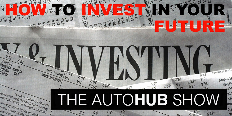 Investing In Your Future In Automotive