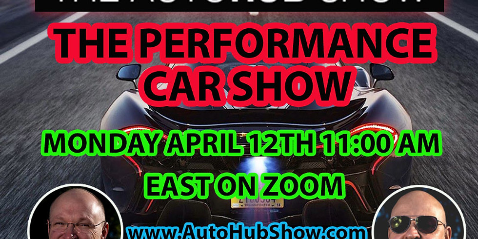 The Performance Car Show