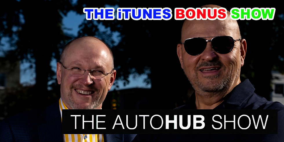 The iTunes Bonus Show