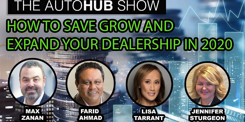 How To Save, Grow and Expand Your Dealership in 2020