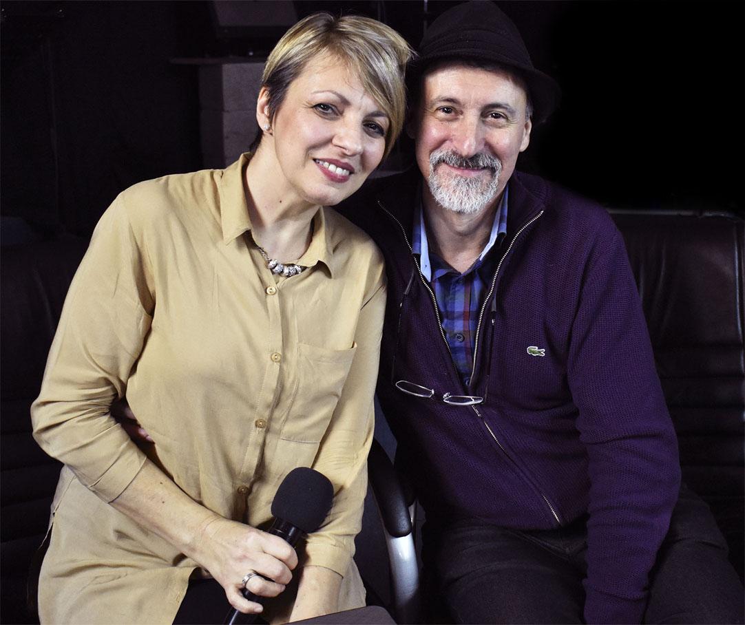 Jorge y Marcela Goldstein.
