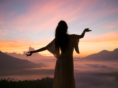 The Divine Feminine is Rising to Heal the World