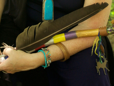 The Heart-Opening Magic of the Talking Stick