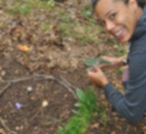 Doing an Earth Mandala ahs.jpg