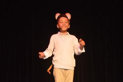 Kainoa Gray reciting _The Gruffalo_ #1 (2)