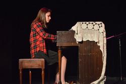 Hannah Knott playing Piano #1