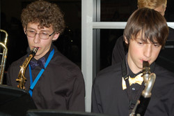 WHS Jazz Band