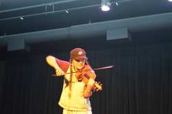 Ashley Holmberg violin #1