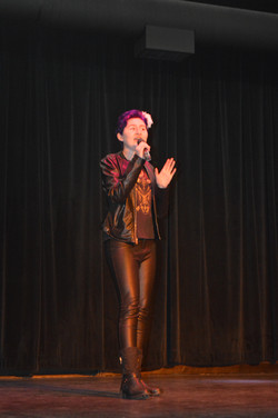 Beth_Green_singing_Chrome_Plated_Heart_#1_