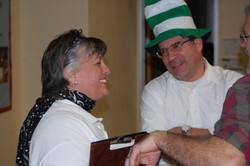 Heather Cullen and Bill Adams