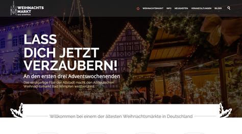 Weihnachtsmarkt Bad Wimpfen