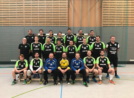 Herren 2: TSV Buchen 2 - HSG BWB 2  25:31 (9:13)