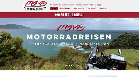 MoVe-Motorradreisen