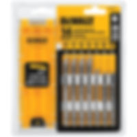 DEWALT T-Shank Jig Saw Blade Set with Case, 14-Piece