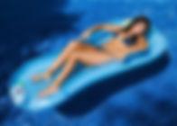 Air Mat Pool Float