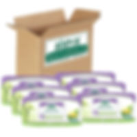 Aleva Naturals Bamboo Baby Wipes, 480 Count