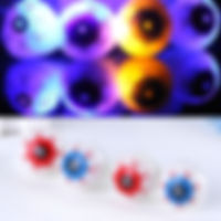 LED Light Eyeball Ring