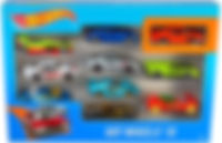 Hot Wheels 10-Car-Pack