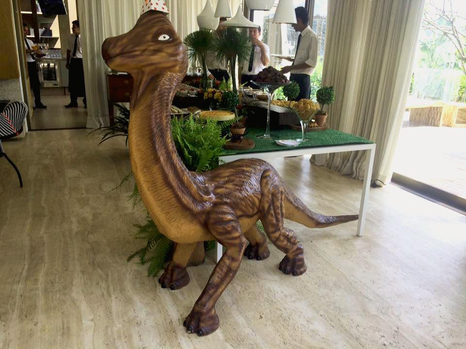 Festa Dinossauro - Aniversário Infantil