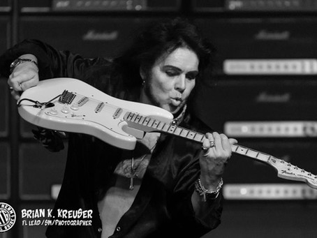 Malmsteen 2017 Tour Continues