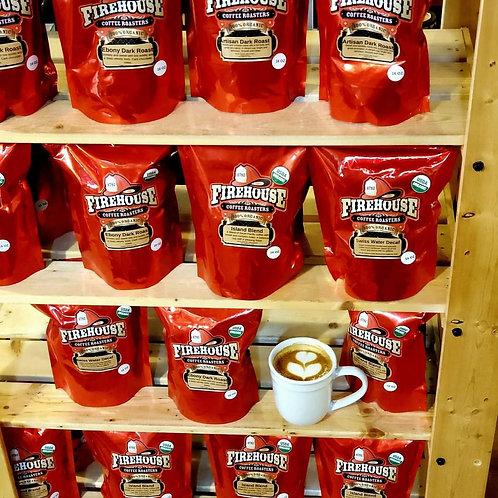 USDA Certified Firehouse Coffee